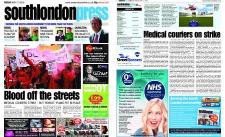 South London Press – May 17, 2019