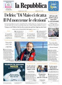 la Repubblica - 4 Dicembre 2019