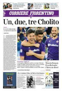 Corriere Fiorentino La Toscana - 30 Aprile 2018