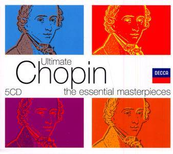 VA - Ultimate Chopin: The Essential Masterpieces (2007) (5 CD Box Set)