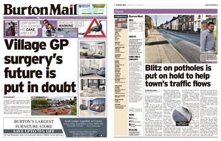 Burton Mail – July 28, 2018