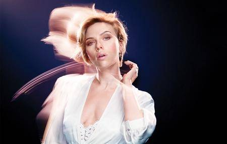 Scarlett Johansson by Warwick Saint for Variety October 2016