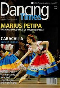 Dancing Times - July 2010