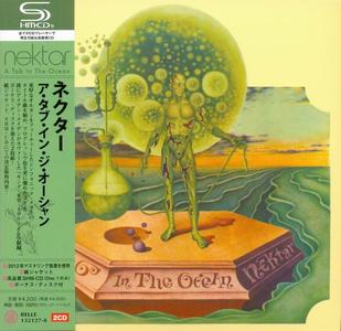 Nektar - A Tab In The Ocean (1972) [2CD Japanese Edition 2013] (Repost)
