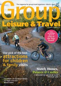 Group Leisure & Travel - March-April 2021
