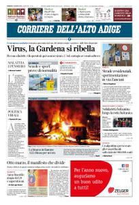 Corriere dell'Alto Adige – 01 marzo 2020