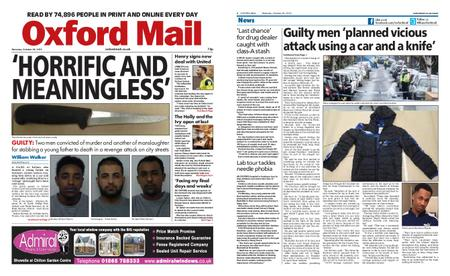 Oxford Mail – October 26, 2019