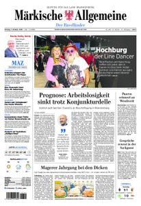 Märkische Allgemeine Der Havelländer - 07. Oktober 2019