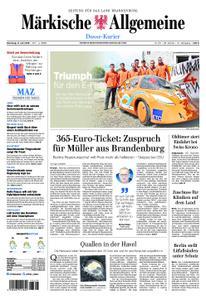 Märkische Allgemeine Dosse Kurier - 09. Juli 2019