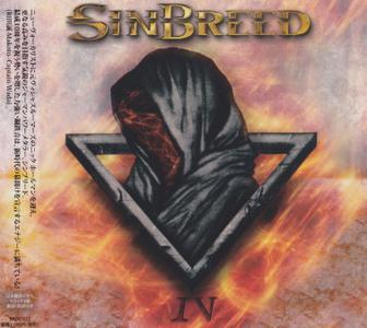 Sinbreed - IV (2018) [Japanese Edition]
