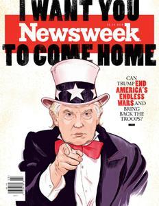 Newsweek USA - January 18, 2019