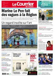 Le Courrier de l'Ouest Angers – 07 octobre 2019