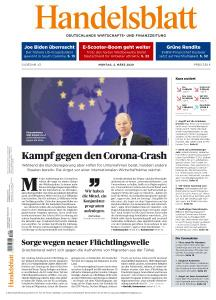 Handelsblatt - 2 März 2020