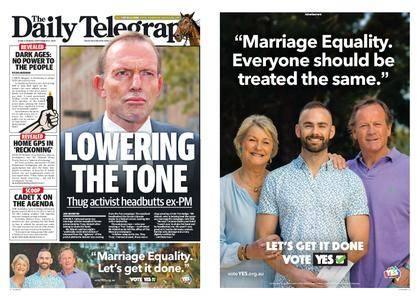 The Daily Telegraph (Sydney) – September 22, 2017