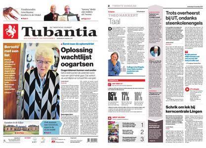 Tubantia - Enschede – 16 november 2017
