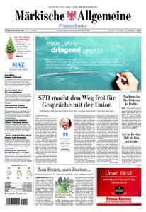 Märkische Allgemeine Prignitz Kurier - 08. Dezember 2017