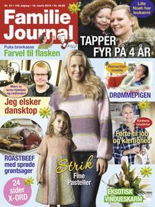 Familie Journal – 18. marts 2019