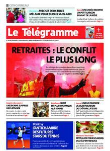 Le Télégramme Concarneau – 27 décembre 2019