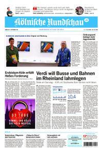 Kölnische Rundschau Wipperfürth/Lindlar – 26. September 2020