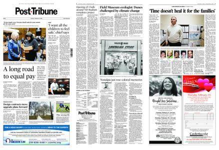 Post-Tribune – February 04, 2018