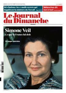 Le Journal du Dimanche - 02 juillet 2017