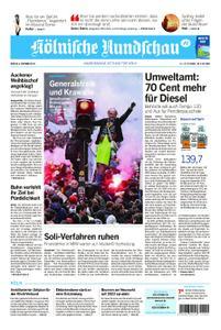 Kölnische Rundschau Wipperfürth/Lindlar – 06. Dezember 2019