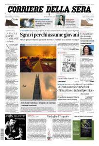 Corriere della Sera - 17 Ottobre 2017