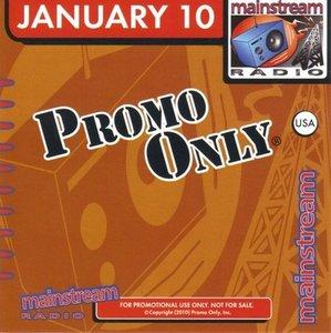 VA - Promo Only Mainstream Radio January 2010