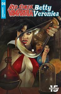 Red Sonja and Vampirella Meet Betty and Veronica 004 2019 4 covers digital Son of Ultron