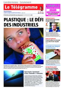 Le Télégramme Landerneau - Lesneven – 10 juillet 2019