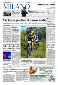 Corriere della Sera Milano – 28 ottobre 2019