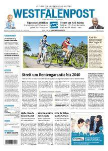 Westfalenpost Wetter - 20. August 2018