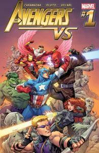 Avengers VS 001 2015 Digital