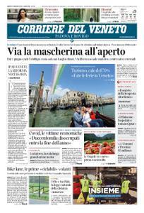 Corriere del Veneto Padova e Rovigo – 30 maggio 2020