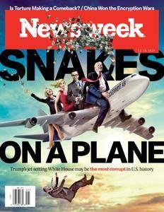 Newsweek USA - November 10, 2017