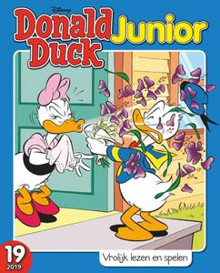 Donald Duck Junior – 29 augustus 2019