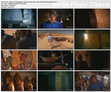 National Geographic: Egyptian Secrets of the Afterlife (2009)