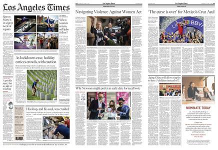 Los Angeles Times – June 01, 2021