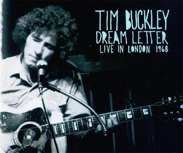 Tim Buckley - Dream Letter: Live In London 1968 (2CD) {Straight/Enigma Retro}