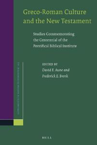 Greco-Roman Culture and the New Testament