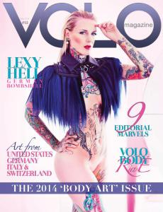 VOLO Magazine - Issue 13 - May 2014