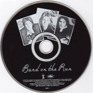 Paul McCartney & Wings - Band On The Run (1973) [25th Anniversary Edition]