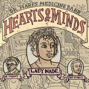 Dr Harp's Medicine Band - Hearts and Minds (2019)