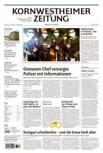 Kornwestheimer Zeitung - 11. Juli 2018
