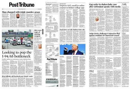 Post-Tribune – October 29, 2019
