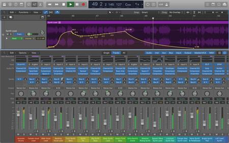 Apple Logic Pro X v10.3.1 macOS