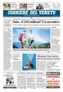 Corriere del Veneto Vicenza e Bassano – 08 novembre 2018
