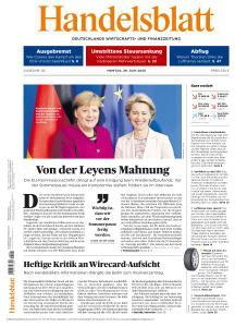 Handelsblatt - 29 Juni 2020