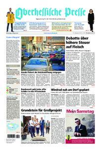 Oberhessische Presse Marburg/Ostkreis - 08. August 2019