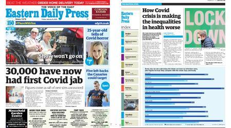 Eastern Daily Press – January 08, 2021